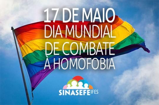 sinasefe_homo - combatre à homofobia