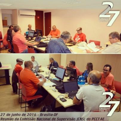 Reunião CNS Brasília 27 a 29 de junho