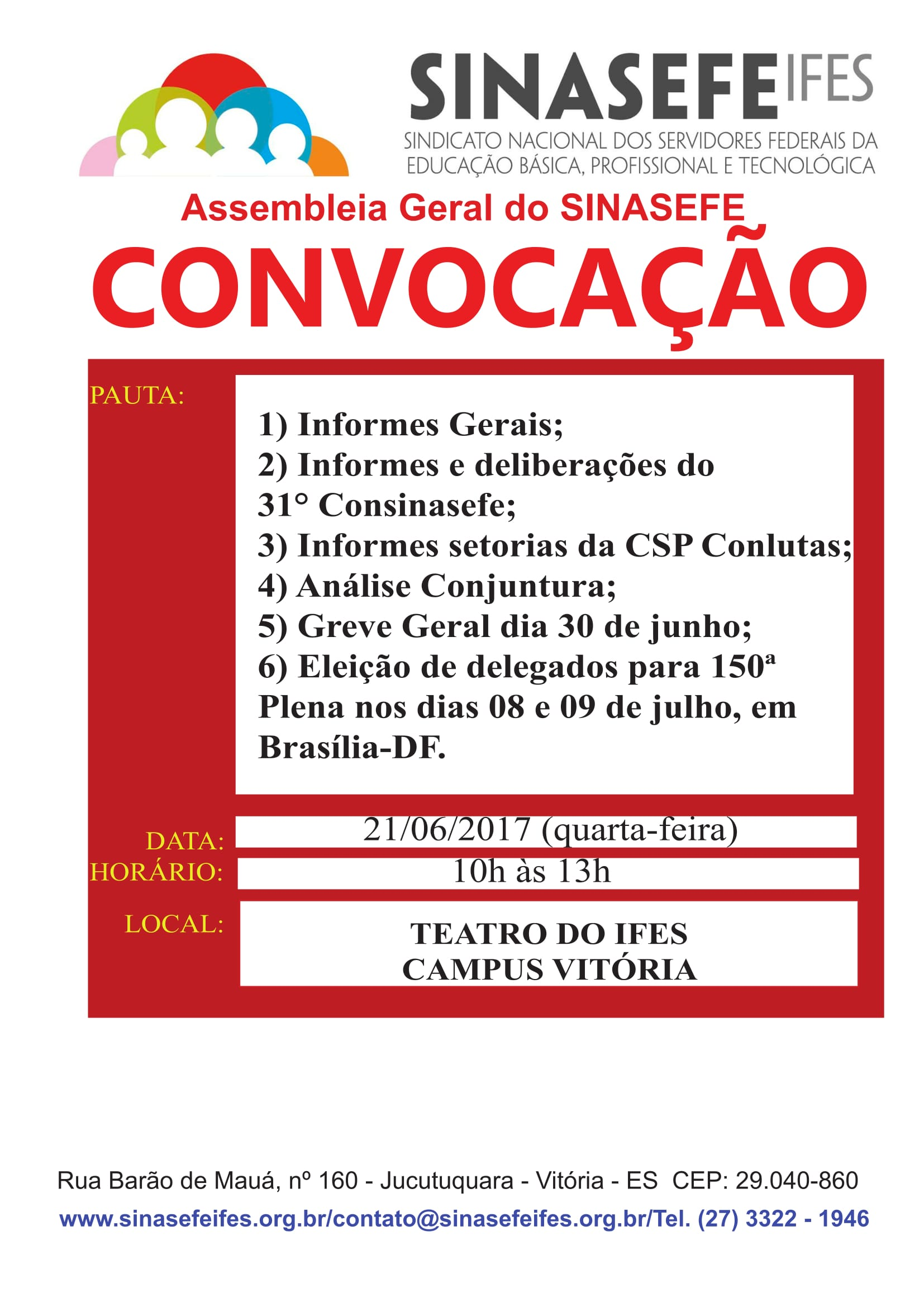 Convocação para AG 21.06 - Teatro Campus Vitória-1